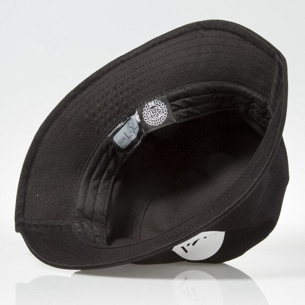 Mass Denim bucket hat Signature black