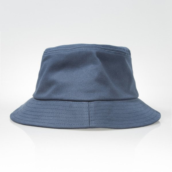 Mass Denim bucket hat Signature steel blue