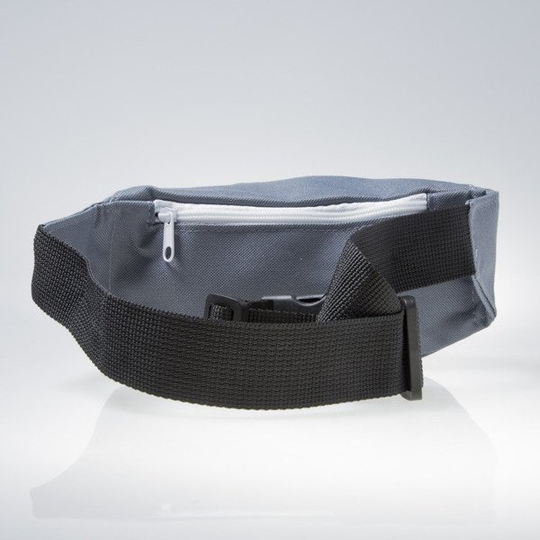 Mass Denim hip bag Horizon grey / white
