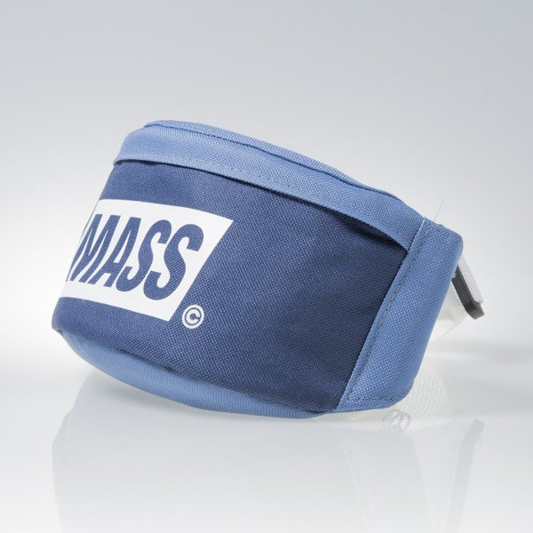 Mass Denim hip bag Horizon steel blue / navy