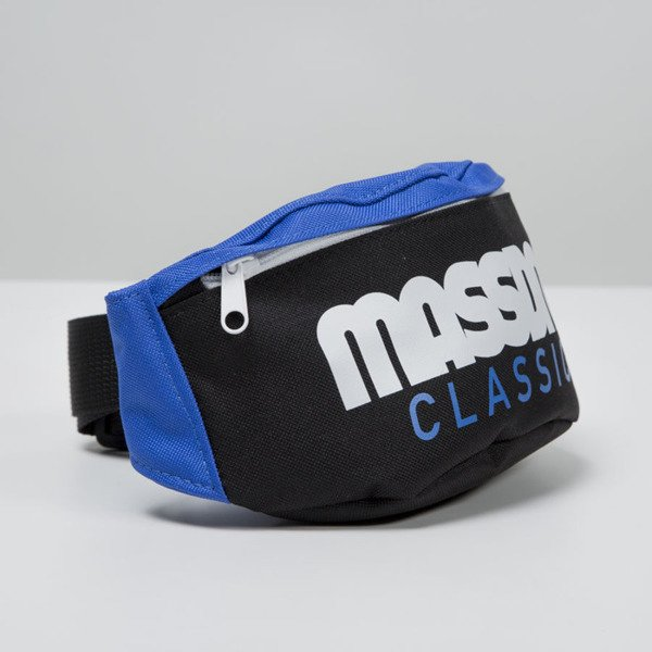 Mass Denim hipcase Classics Cut black / blue