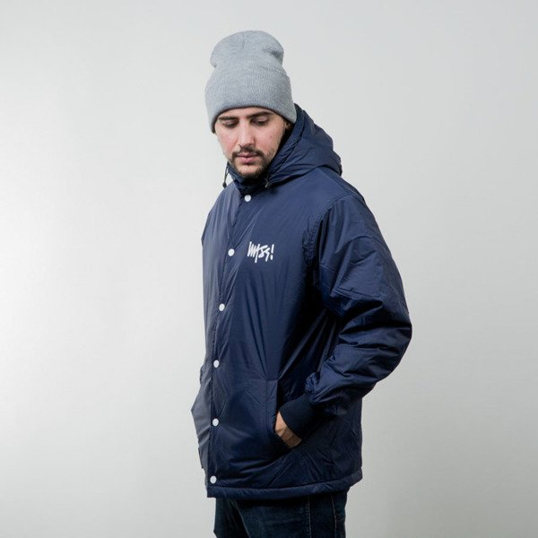 Mass Denim jacket Signature navy