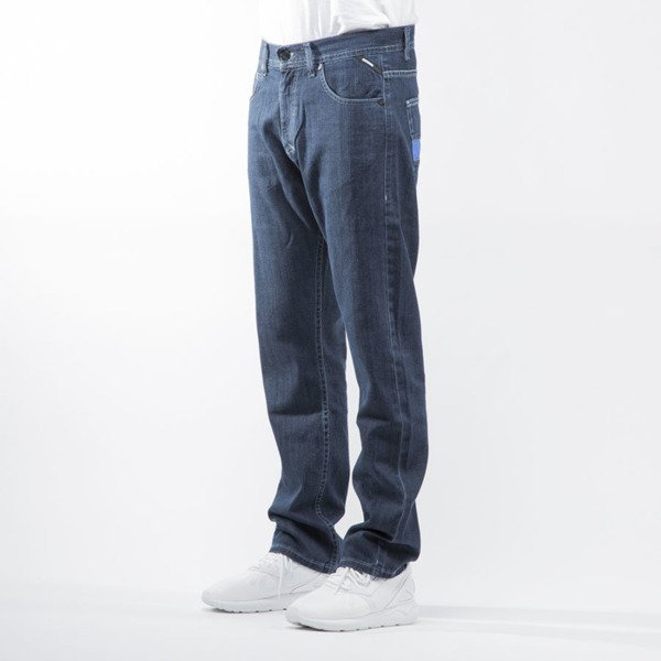 Mass Denim jeans pants Hello regular fit dark blue