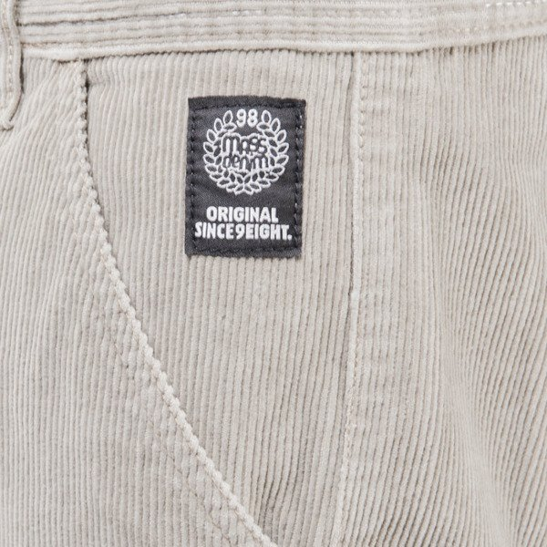 Mass Denim jogger pants chino Classics Corduroy sneaker fit beige