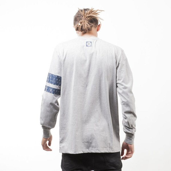 Mass Denim longsleeve Champion light heather grey