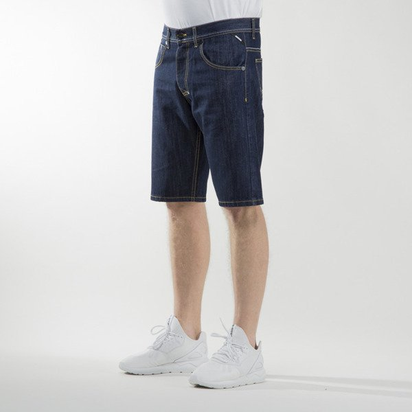 Mass Denim shorts jeans Dope straight fit rinse