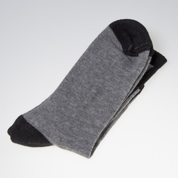 Mass Denim socks Cover heather grey