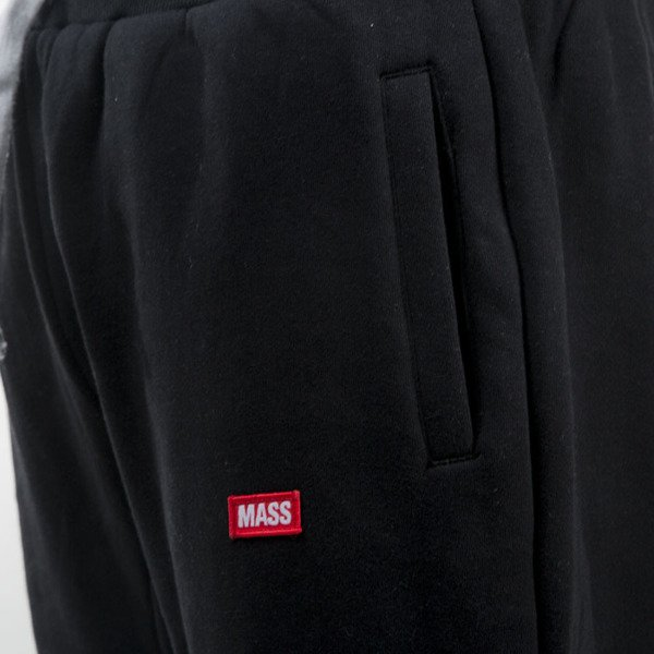 Mass Denim sweatpants Cover regular fit black