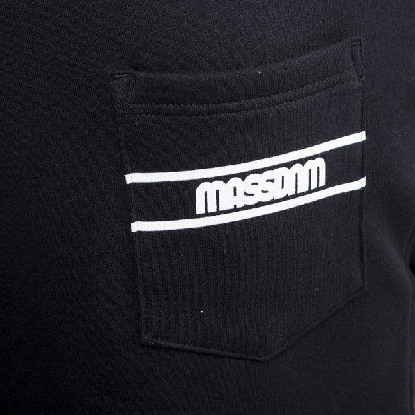 Mass Denim  sweatpants Drop black