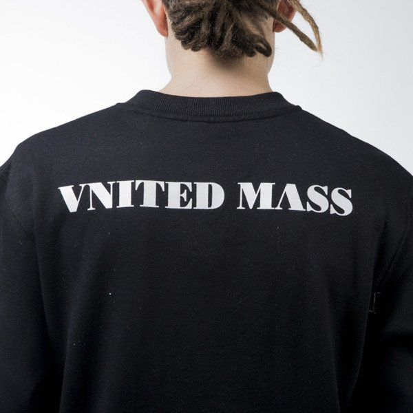 Mass Denim sweatshirt Empire crewneck black BLAKK