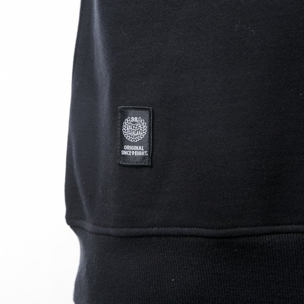 Mass Denim sweatshirt  Fresh crewneck black