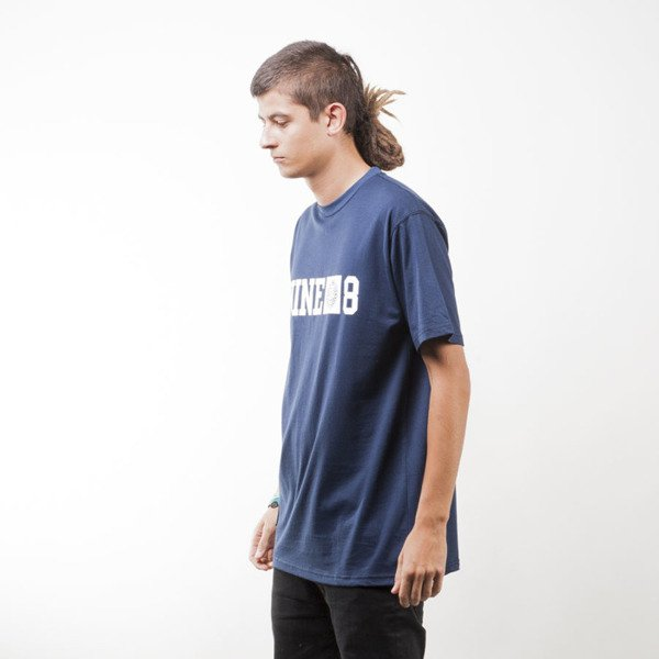Mass Denim t-shirt 9 Eight navy