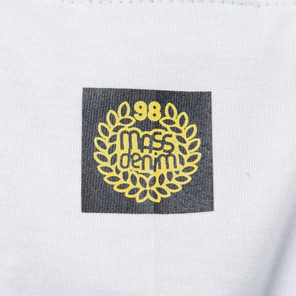 Mass Denim t-shirt Brooklyn Legend white
