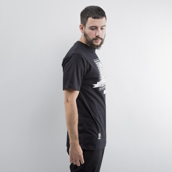 Mass Denim t-shirt Capitol black
