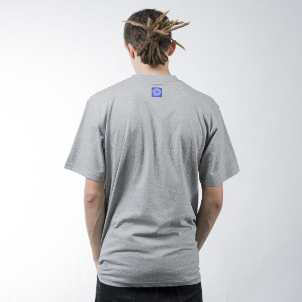 Mass Denim t-shirt Glassy light heather grey