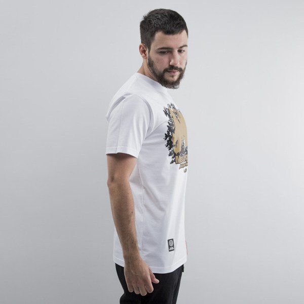 Mass Denim t-shirt Legends white