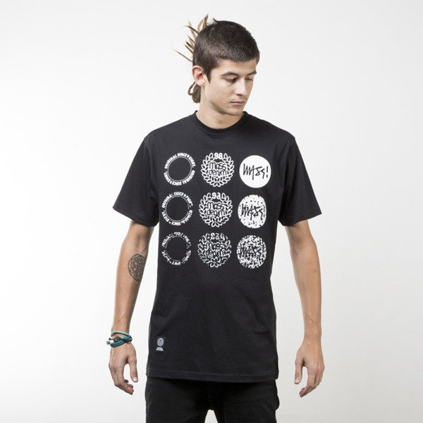 Mass Denim t-shirt Mind black