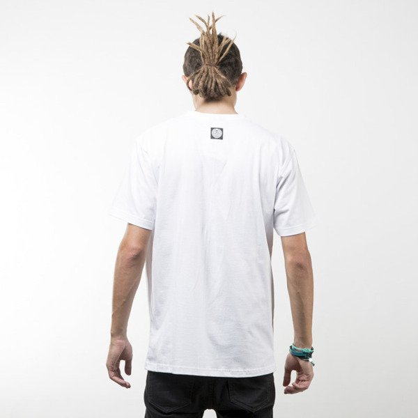 Mass Denim t-shirt Mind white