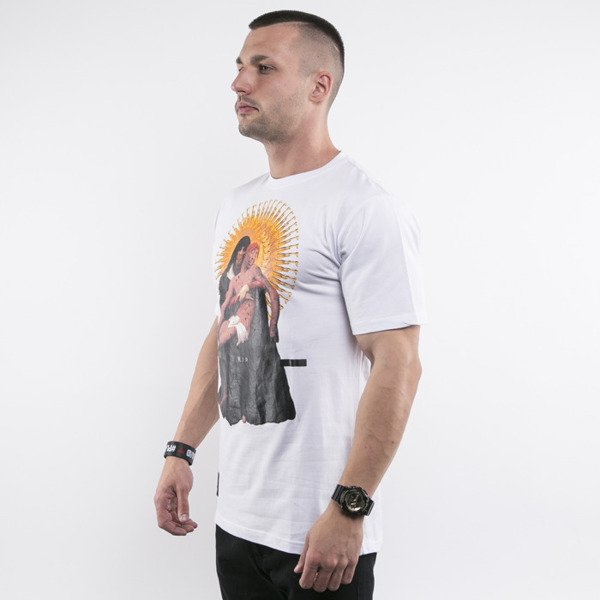Mass Denim t-shirt Pieta white