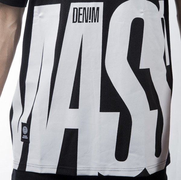 Mass Denim t-shirt Pocket Outsized black