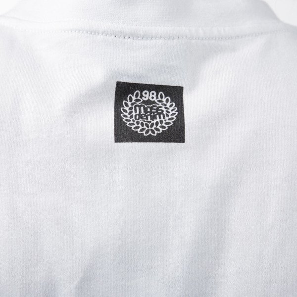Mass Denim t-shirt Pocket Outsized white