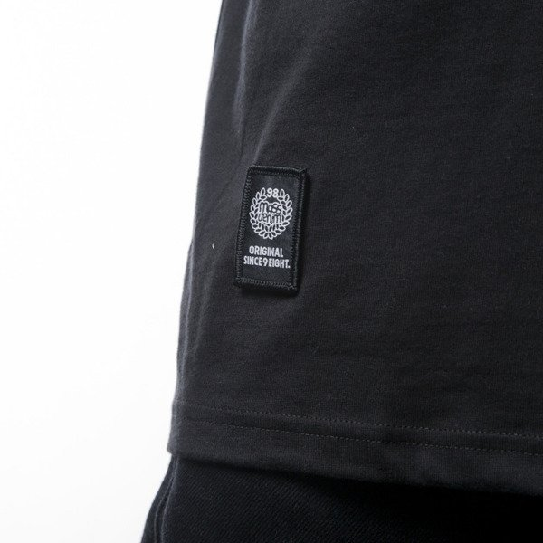 Mass Denim t-shirt Pocket Signature black