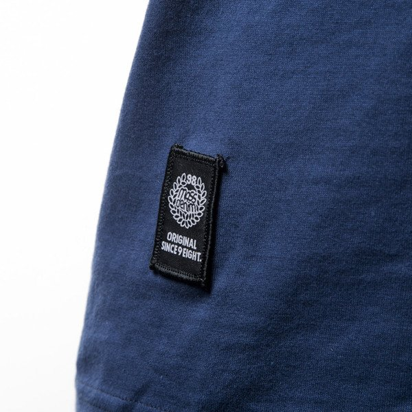 Mass Denim t-shirt Pocket Signature navy