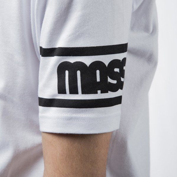 Mass Denim t-shirt Pocket Sleeveless white