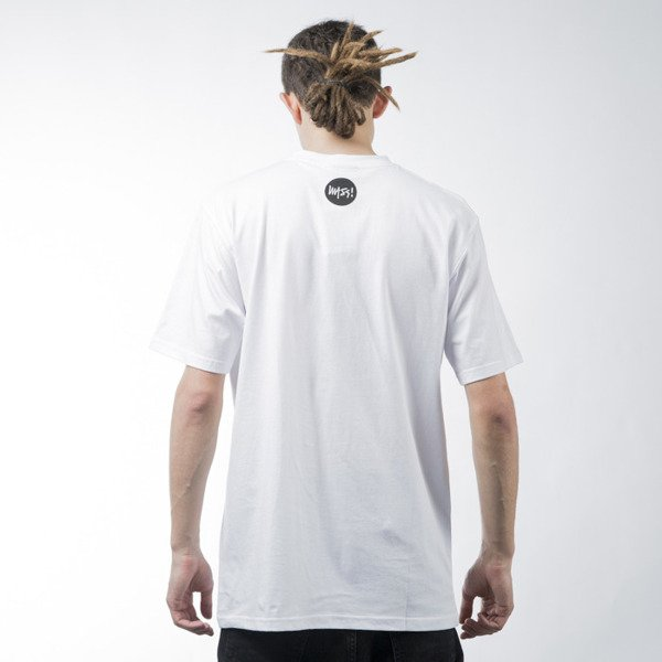 Mass Denim t-shirt Signature white