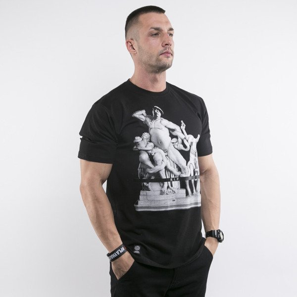 Mass Denim t-shirt Statue black