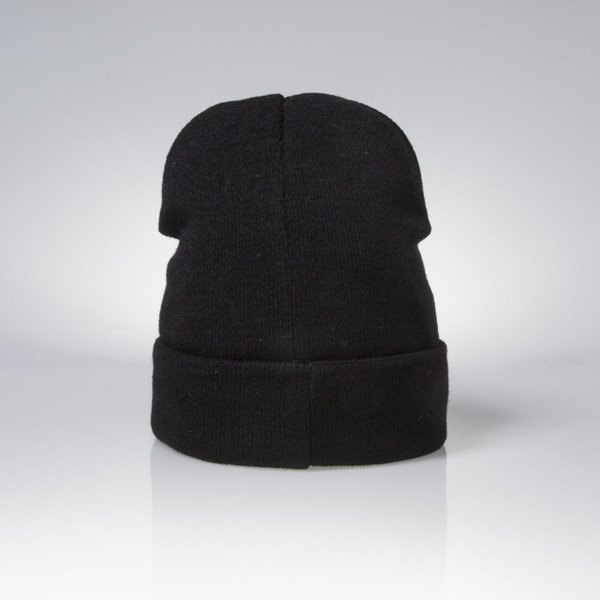 Mass Denim winter beanie Signature black