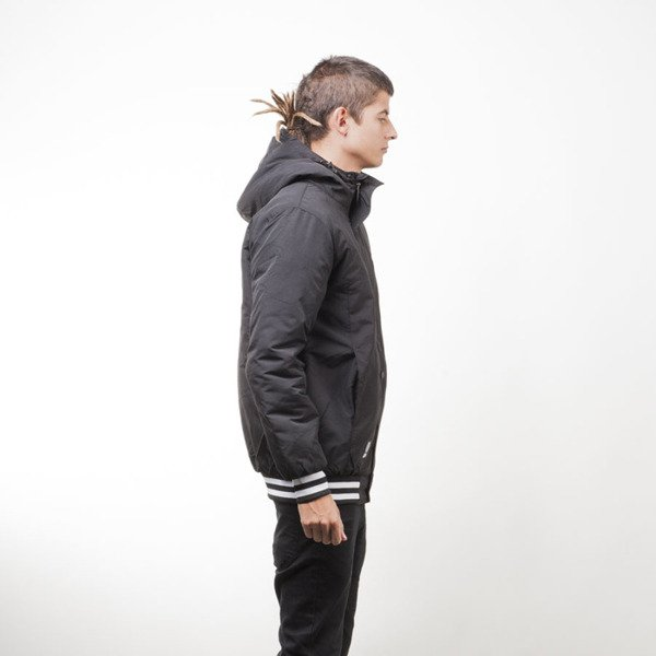 Mass Denim winter jacket District black