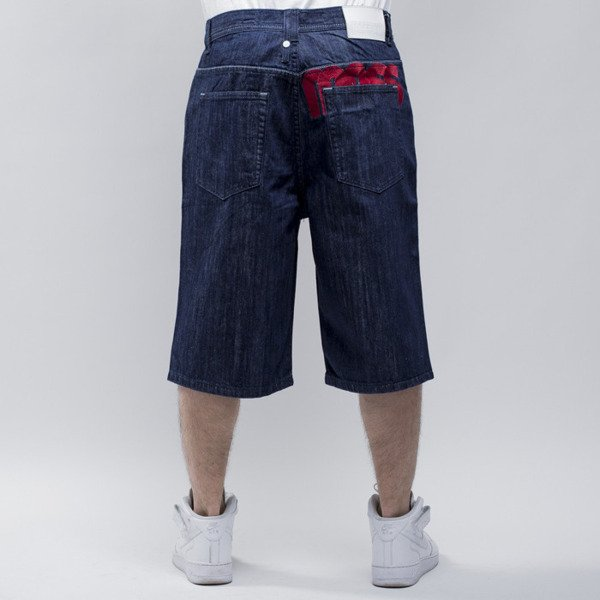 Mass Dnm shorts Class baggy fit rinse