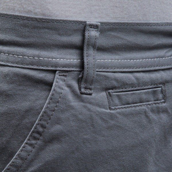 Massdnm chinos Base straight fit grey