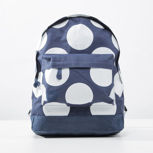 Mi-Pac Polka XL Backpack navy / white