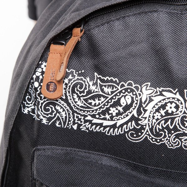 Mi-Pac backpack Bandana black