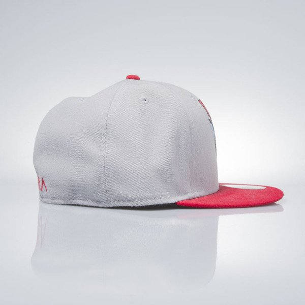 Mishka x New Era Keep Watch or Die grey / red