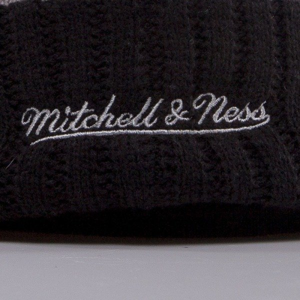 Mitchell & Ness beanie Los Angeles Kings grey High 5 KJ47Z