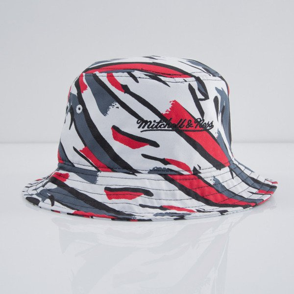 Mitchell & Ness bucket hat M&N multicolor (EU467)