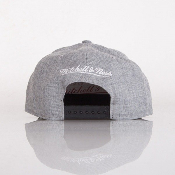 Mitchell & Ness cap Boston Celtics grey Black USA SB