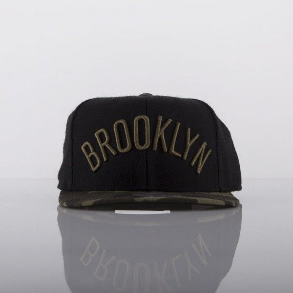 Mitchell & Ness cap Brooklyn Nets black Combat EU275