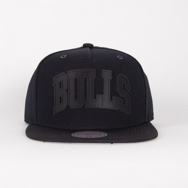 Mitchell & Ness cap Chicago Bulls black Cement