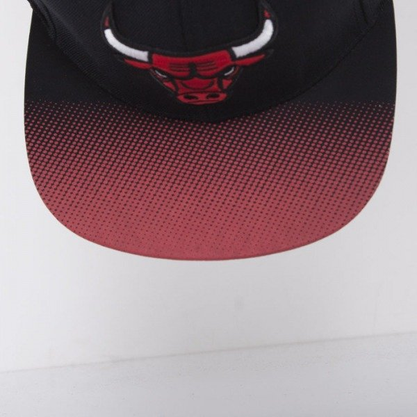 Mitchell & Ness cap Chicago Bulls black Stop On A Dime NZ55Z