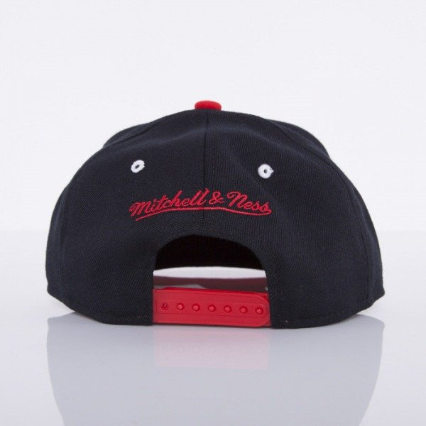 Mitchell & Ness cap Chicago Bulls black Tip Off