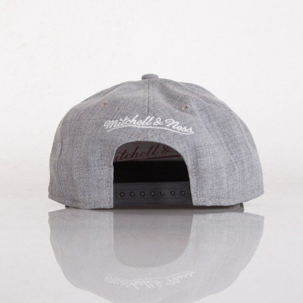 Mitchell & Ness cap Chicago Bulls grey Black USA SB