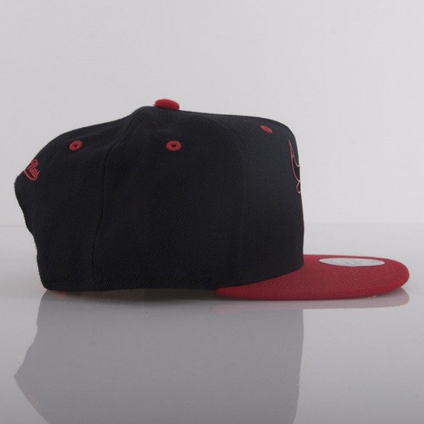Mitchell & Ness cap Chicago Bulls red Team Sonic EU245