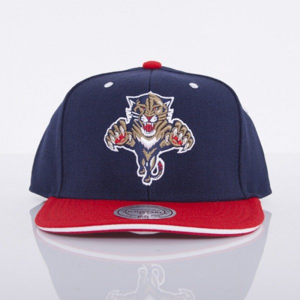 Mitchell & Ness cap Florida Panthers navy Tip Off
