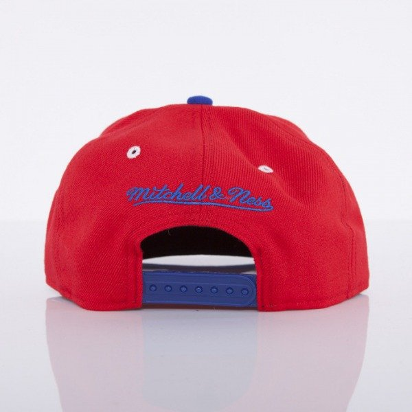 Mitchell & Ness cap Los Angeles Clippers red Tip Off