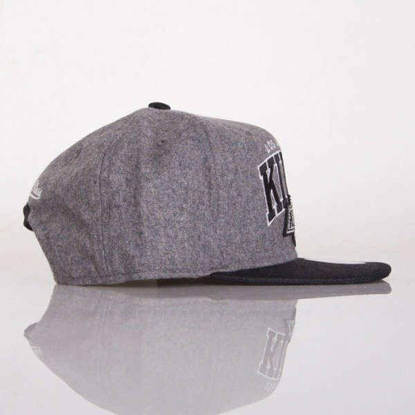 Mitchell & Ness cap Los Angeles Kings grey 2HTHR