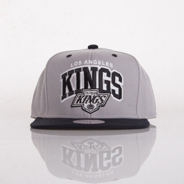Mitchell & Ness cap Los Angeles Kings grey Doubleup